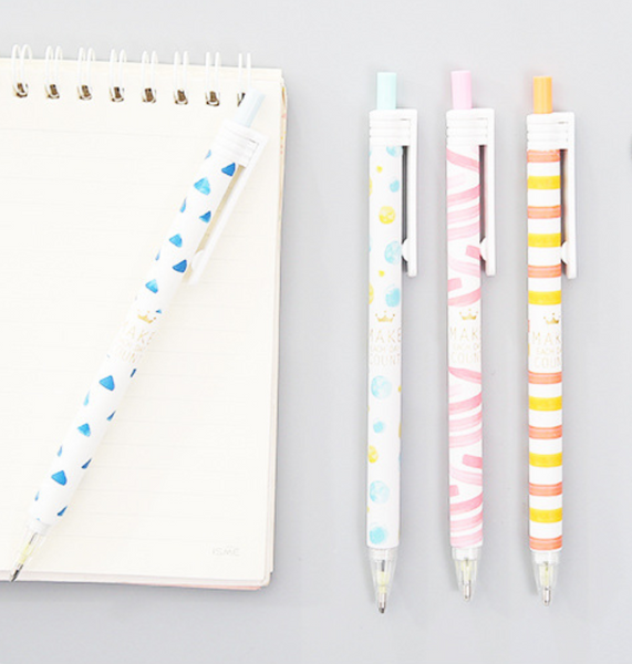 Make Each Day Count Mechanical Pencil Set