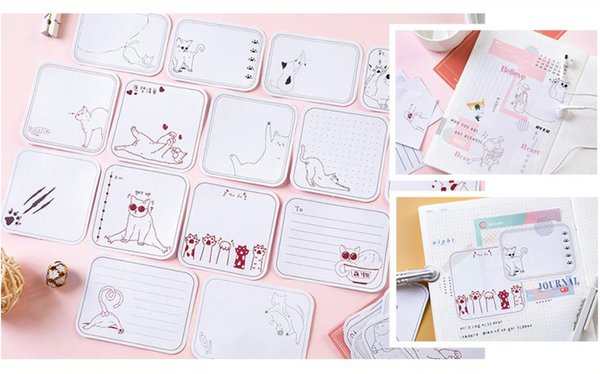 Creative Frame Paper Stickers