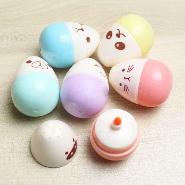 Kawaii Mini Egg Highlighter 6-pack 2
