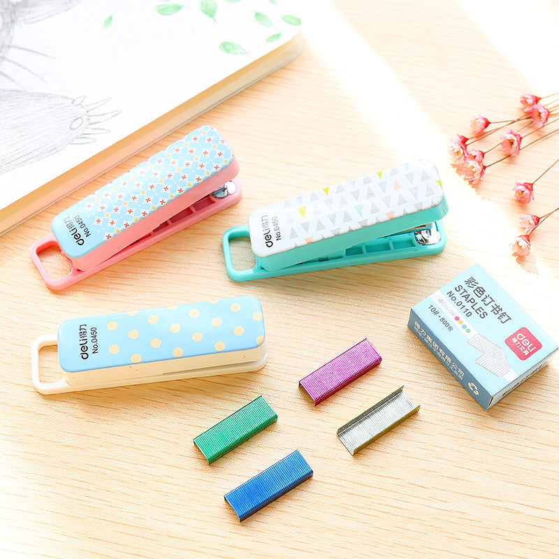 Geometric Pattern Stapler