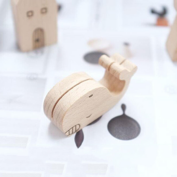 Yume Wooden Memo Holder 7