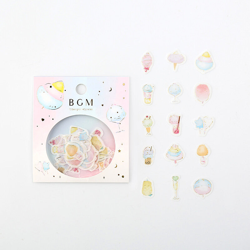 BGM Decorative Sticker Flakes