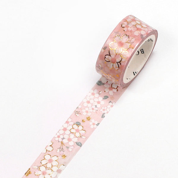 BGM Washi Tape - Japanese Patterns