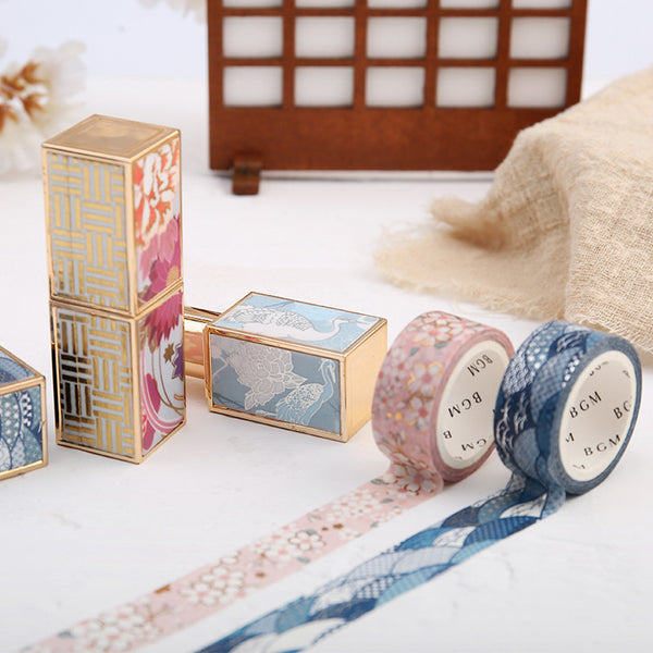 BGM Washi Tape - Cherry Blossom Viewing