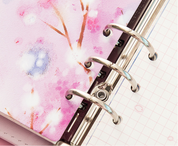 Cherry Blossom Planner Dividers 10