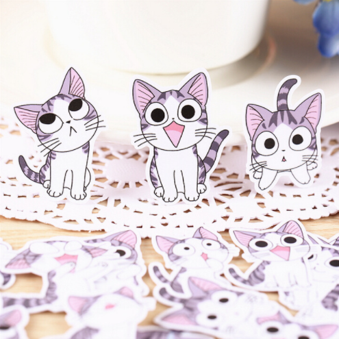 Chi's Sweet Home Paper Stickers