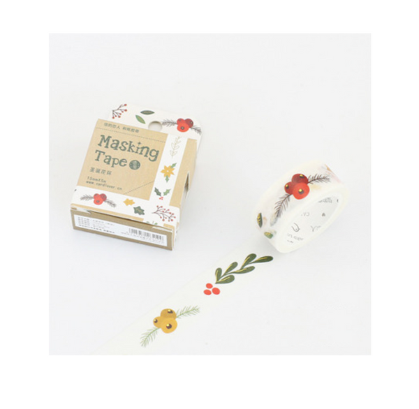 Christmas Joy Masking Tape 15