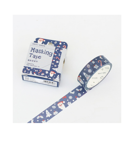 Christmas Joy Masking Tape 16