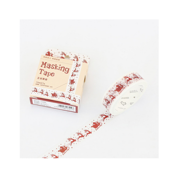 Christmas Joy Masking Tape 17