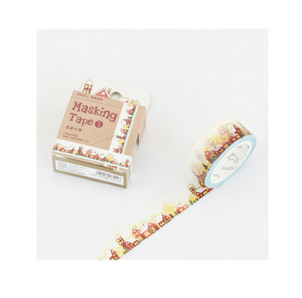 Christmas Joy Masking Tape 19