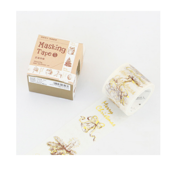 Christmas Joy Masking Tape 21