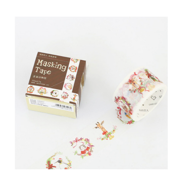 Christmas Joy Masking Tape 22