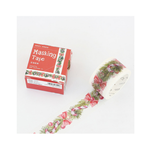 Christmas Joy Masking Tape 23