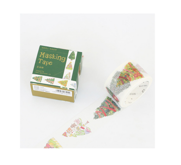 Christmas Joy Masking Tape 24
