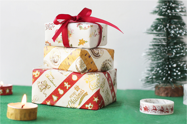 Christmas Joy Masking Tape 3