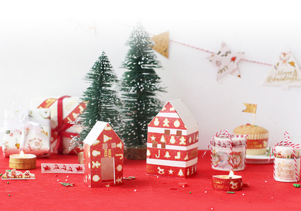 Christmas Joy Masking Tape 9