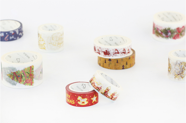 Christmas Joy Masking Tape 13