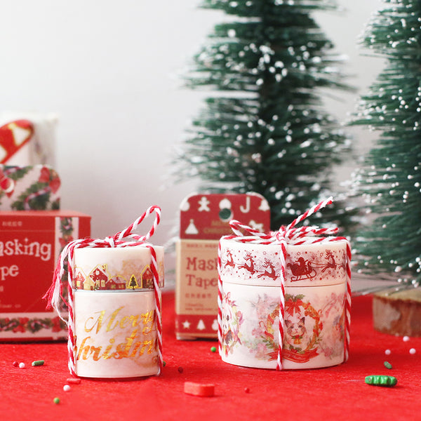 Christmas Joy Masking Tape