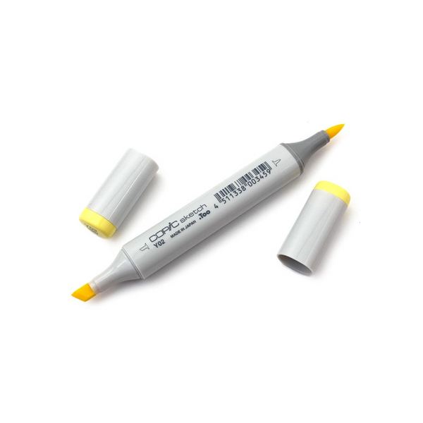 Copic Sketch Markers - Canary Yellow