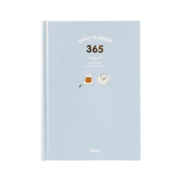 365 Days Personal Planner - Bright Colors 12