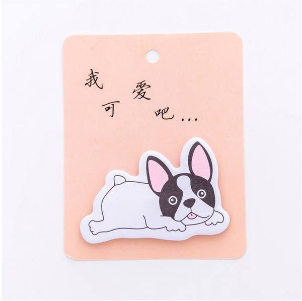 French Bulldog Puppy Sticky Notes 16