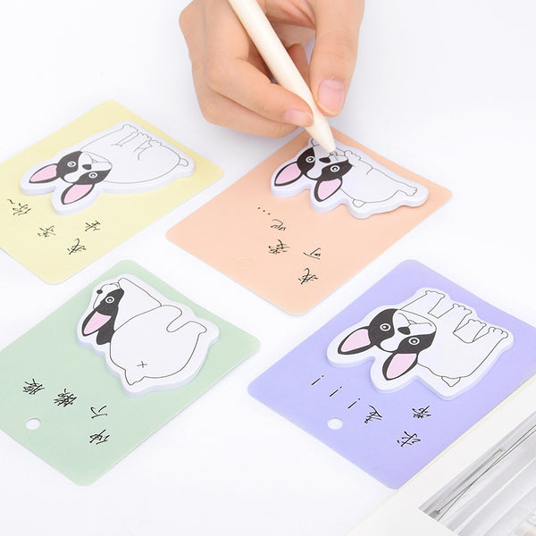 French Bulldog Puppy Sticky Notes
