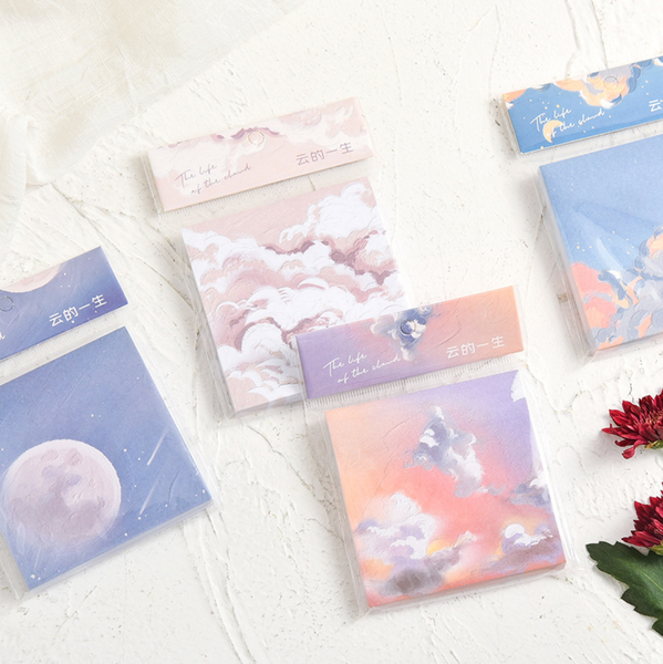 Dreamy Sky Sticky Notes