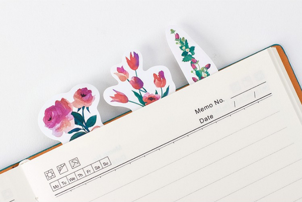 Floral Planner Stickers 9