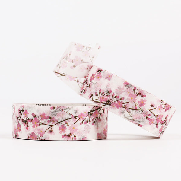 Japanese Cherry Blossom Washi Tape 2