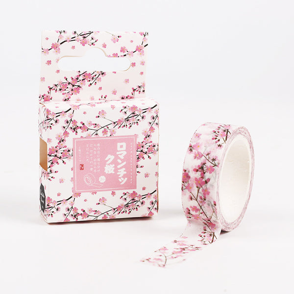 Japanese Cherry Blossom Washi Tape 3