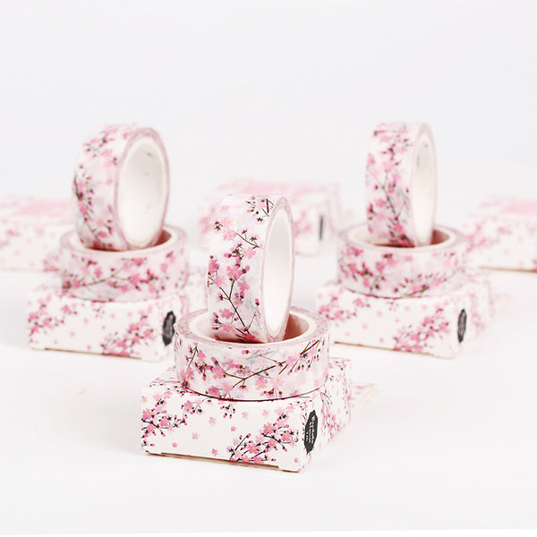 Japanese Cherry Blossom Washi Tape 5