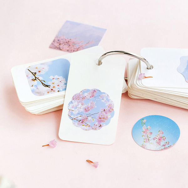 Sakura Decorative Paper Stickers 4