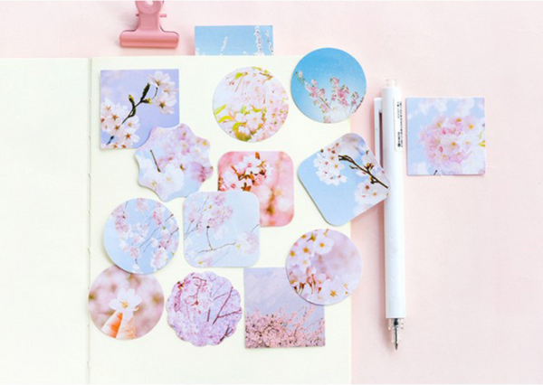 Sakura Decorative Paper Stickers 7