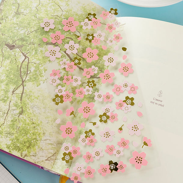 Japanese Sakura Cherry Blossom Stickers 13