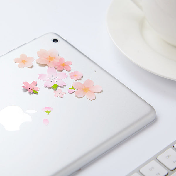 Japanese Sakura Cherry Blossom Stickers 12