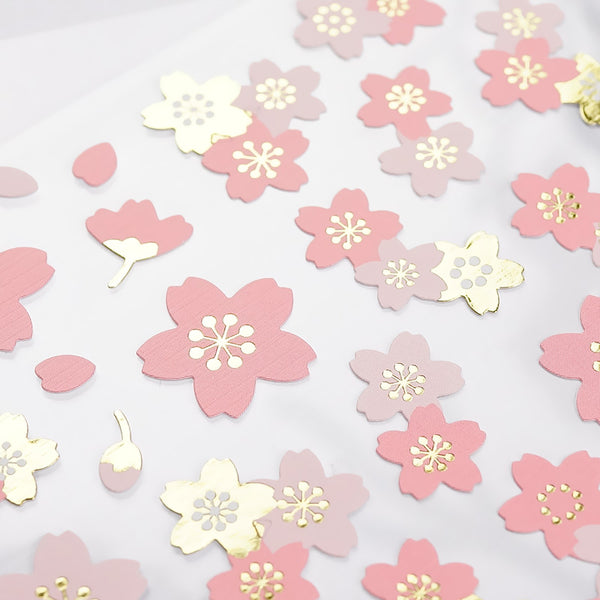 Japanese Sakura Cherry Blossom Stickers 5