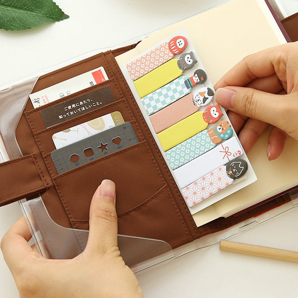 Kawaii Japanese Index Sticky Note Set 8