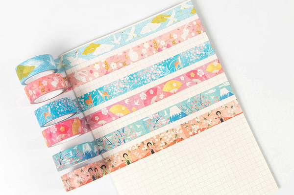 Japanese Kyoto Series Washi Tape 9