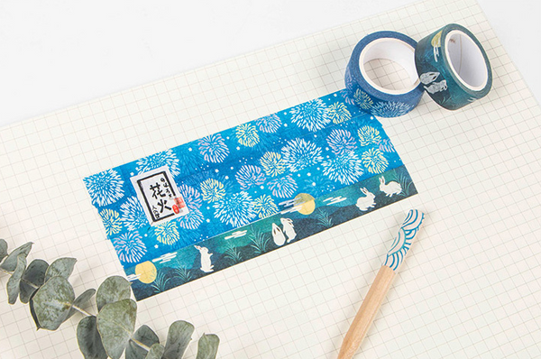 Japanese Kyoto Series Washi Tape 3