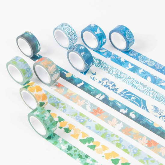 Kyoto Series Washi Tape
