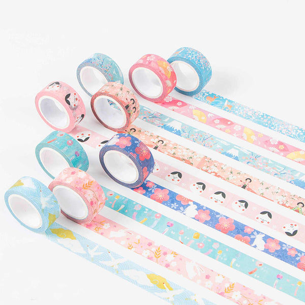 Kyoto Series Washi Tape - Spring