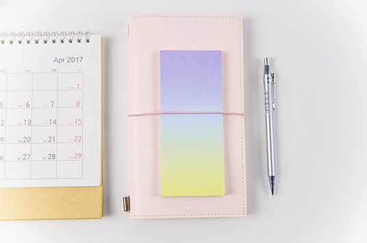 Ombre Sticky Note Pad 12