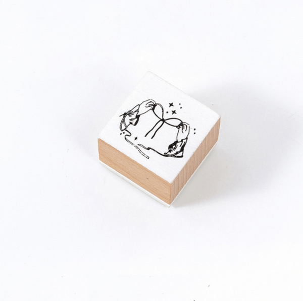 Magic Hands Wooden Stamps