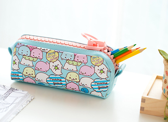 Mamegoma Pencil Case 4
