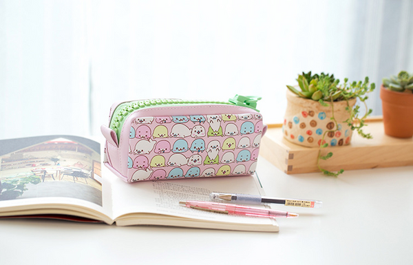 Mamegoma Pencil Case 6