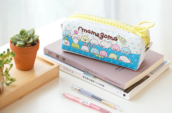 Mamegoma Pencil Case 5