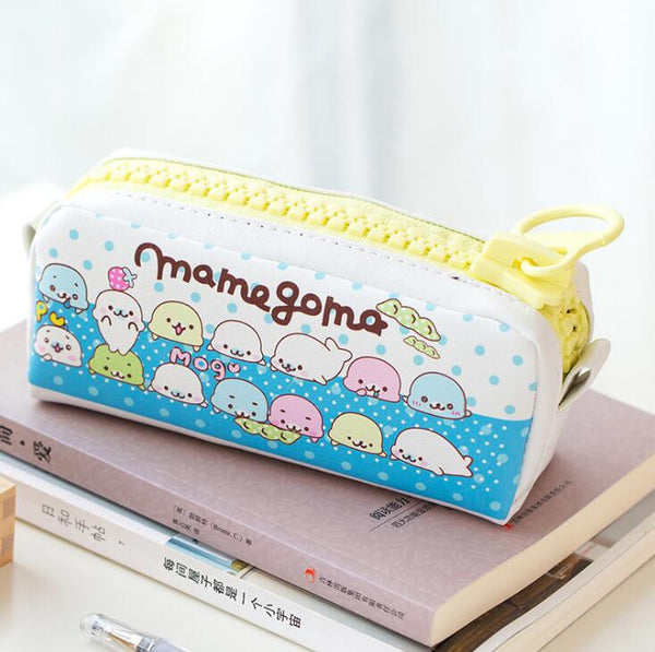 Mamegoma Pencil Case 8