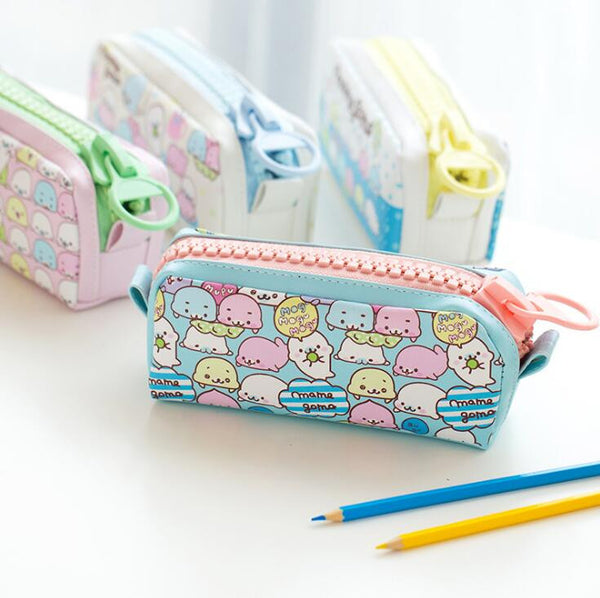 Mamegoma Pencil Case 2