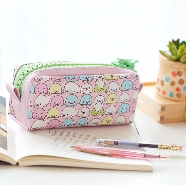 Mamegoma Pencil Case 10