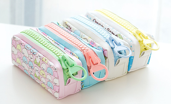 Mamegoma Pencil Case 3